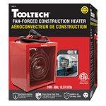 Fan-Forced Construction Heater 16,378BTU 4800W 240V 60Hz