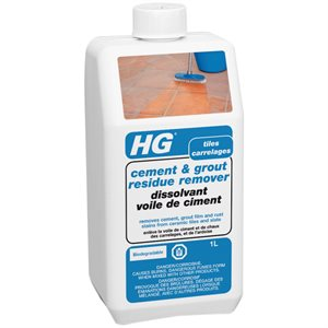 HAZ HG Tile Cement & Grout Residue Remover 1L