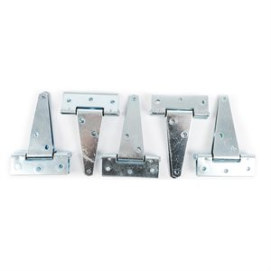 10 pc T-Hinge 4in HD