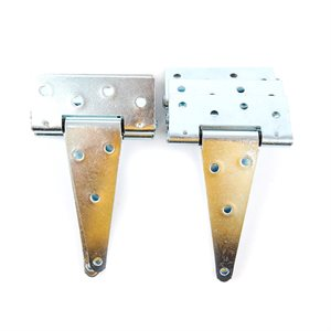 10 pc T-Hinge 6in HD