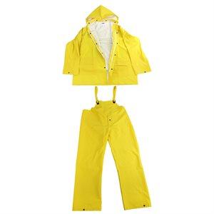 Rain Suit Industrial L 3pc