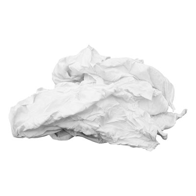 White T-Shirt Wipers 10lb