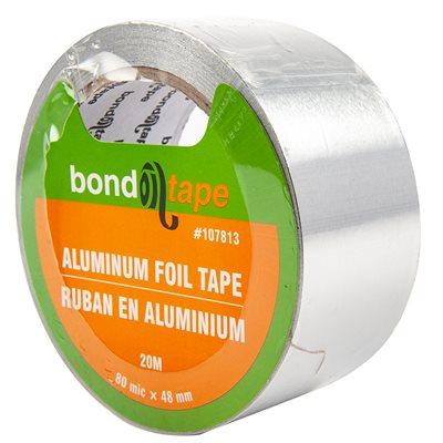 Aluminum Foil Tape 20m 2in