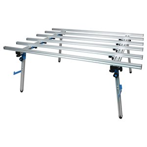 Collapsible Workbench For Large Format Tiles