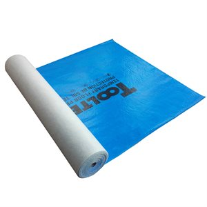 Temporary Floor Protection 40in x 90ft (6pc Dsiplay)