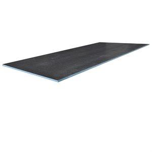 2PC XPS Foam Tile Backer Board 2ft × 2in x 8ft