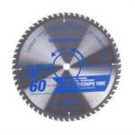 Carbide Tipped Saw Blade ATB Fine Cut 10in (255mm) 60T 5100RPM
