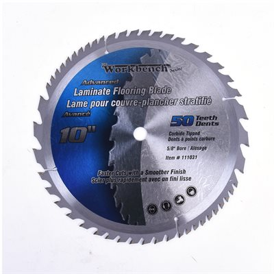 Saw Blade Advanced 10in x 50T