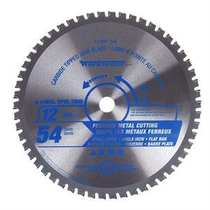 Saw Blade Metal Cutting 12in / 305mm 54