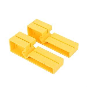 2PC Plastic Line Blocks