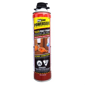 PU Expansion Gun Foam -20C 680gr (24oz)