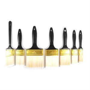 7PC Paint Brush Kit