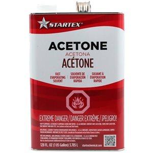 HAZ Acetone 3.78L
