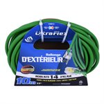 Extension Cord 10m SJEOW 14 / 3 1-Outlet