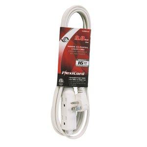 Extension Cord SPT-3 16 / 3 3m 3-Outlet