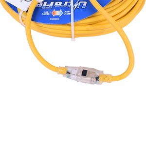 Extension Cord SJTW 14 / 3 100ft 1-Outlet