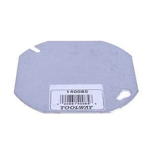 (52C1) 4in Octagon Cover