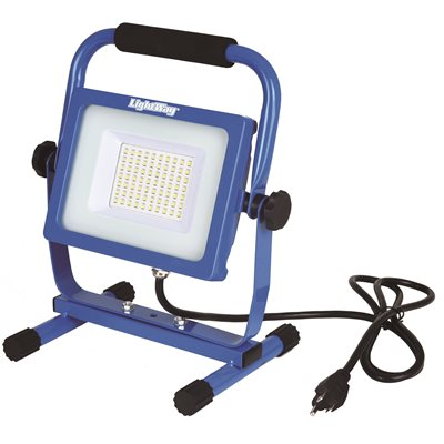 SMD LED Worklight W / H stand 52W 5000LM