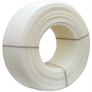 Pex Pipe ½ X 100ft White (Cold)