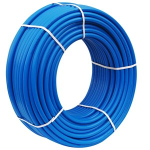 Pex Pipe ¾ x 100' Blue (Cold)