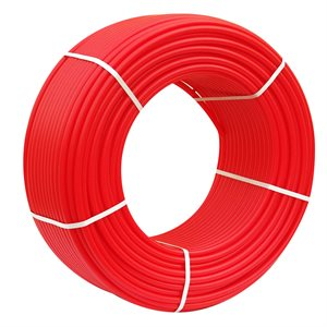 Pex Pipe ¾ X 100ft Red (Hot)