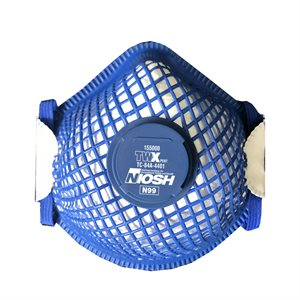 Disposable Dust Mask With Valve