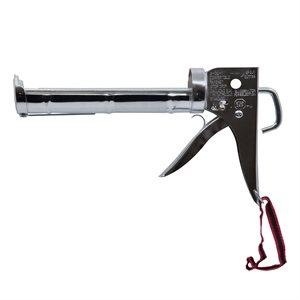 Caulking Gun HD Chrome Plated 9in