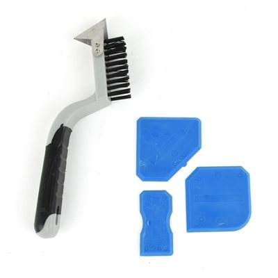 4PC Caulking Removal Tool Kit