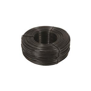 Black Steel Tie Wire 16ga x 3½lb