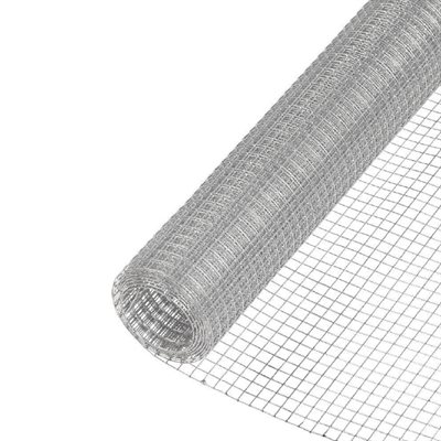 Galvanized Hardware Cloth 20ga ½in x 36in x 50ft