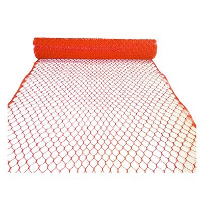 Extra Heavy Duty Warning Barrier Diamond Mesh 4ft x 50ft
