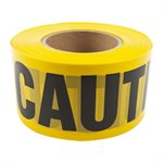 Caution Tape 3inx1000ft