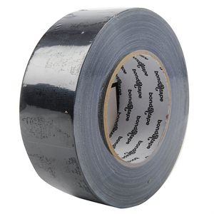Black Duct Tape 48mm x 55m