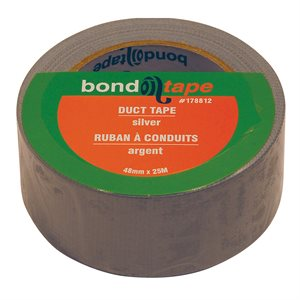 Duct Tape 48mm x 25m Silver