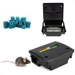 Heavy Duty Rat Bait Station With Key Release