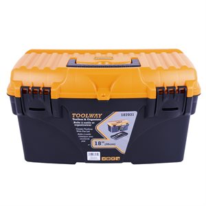 Classic Toolbox With Lid 18in