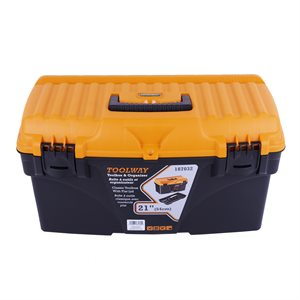 Classic Toolbox With Lid 21in