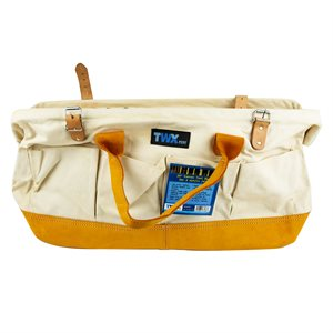 24in Canvas Tool Bag
