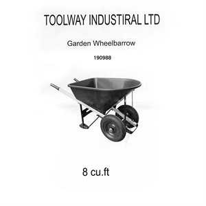 Wheelbarrow Manual