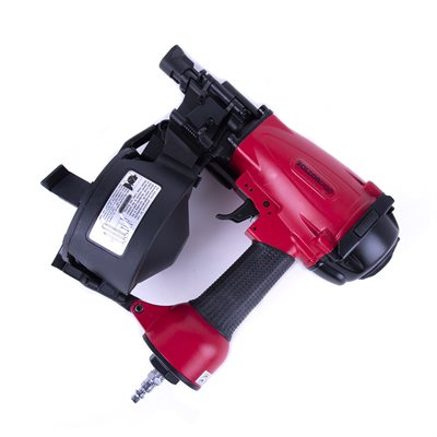 Air Roofing Coil Nail Gun for 7 / 8in to 1 ¾in Coil Nails