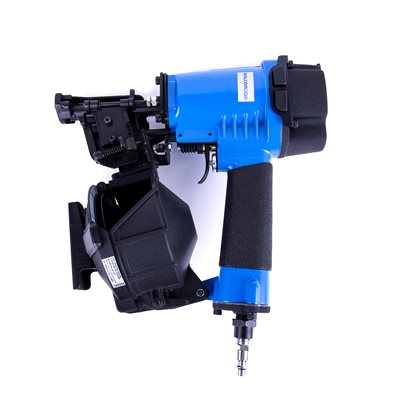 Air Roofing Coil Nail Gun for 7 / 8in to 1 ¾in Coil Nails Bolton HD