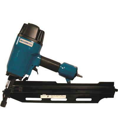 Air Framing Nail Gun 21 Degrees Plastic Strip Bolton