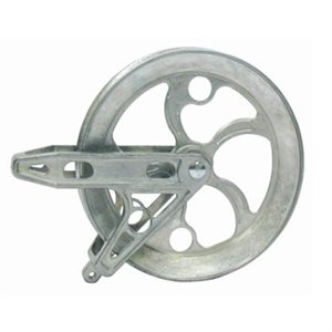 Pulley Bearing 6.5in
