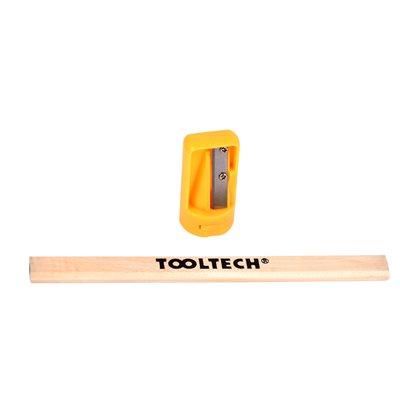 10 Carpenter Pencils&Sharpener