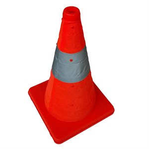 Collapsible Safety Cone 16in