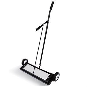 Magnetic Sweeper With Easy Release Lever 24in WLL 30-50lbs