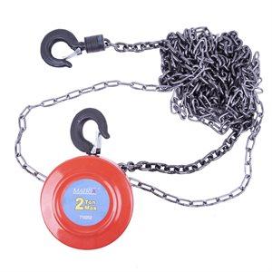 2 Ton Chain Hoist 2.5m Chain