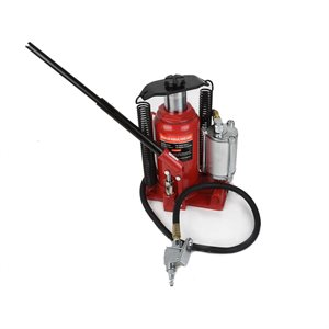 20 Ton Air / Manual Bottle Jack
