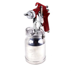 Air Spray Gun High Pressure 1.8mm Drive Suction Feed Bolton