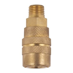 Quick Coupler ¼in x ¼in M NPT